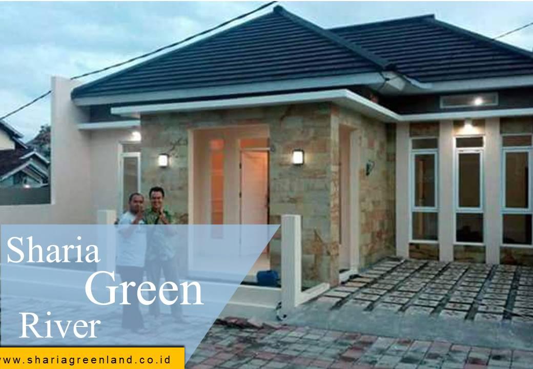 Sharia Green River, developer prperty syariah