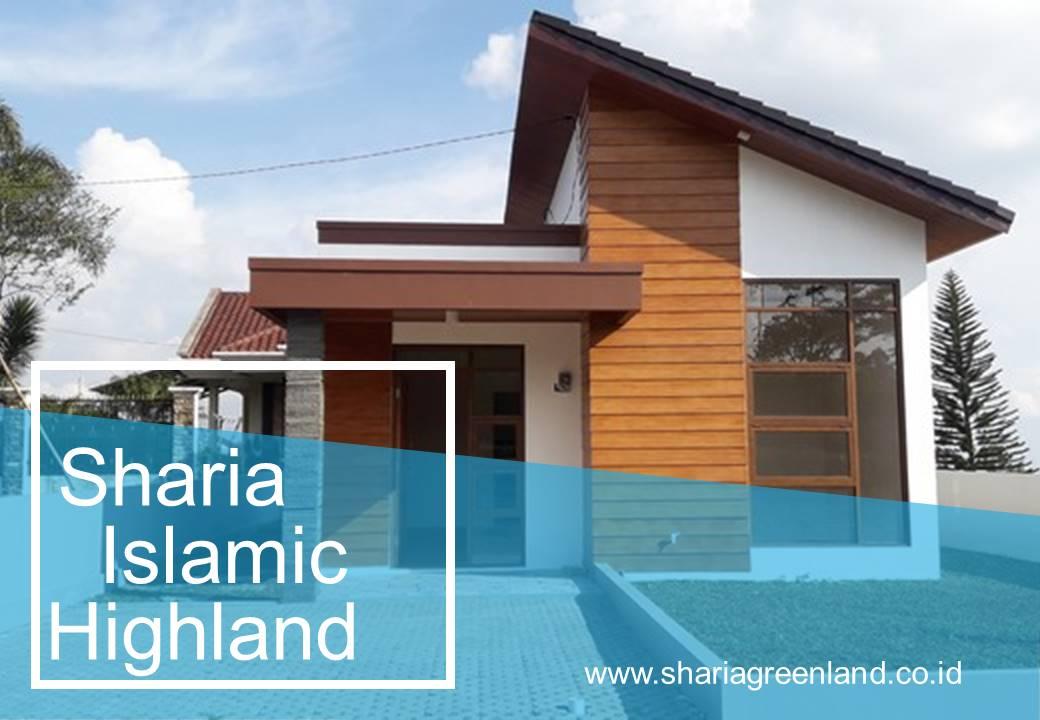 Sharia Islamic Highland, developer property syariah bandung