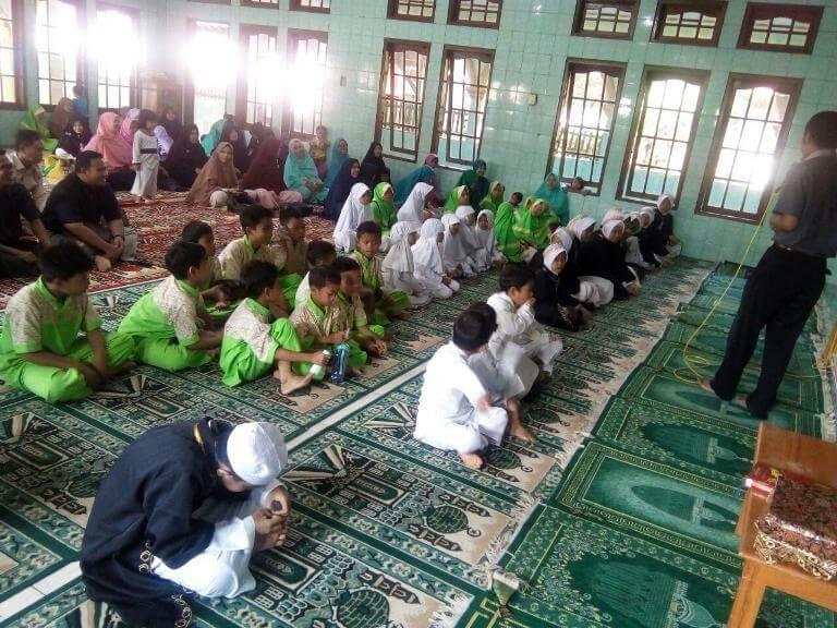 Rumah Tahfidz di Puri Nirana Cigelam, perumahan syariah purwakarta