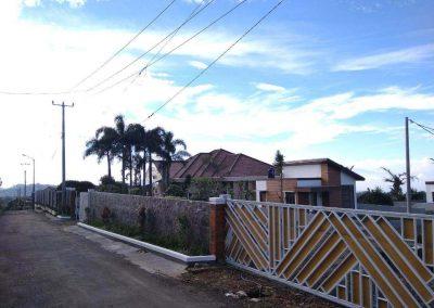 rumah semi vila di lembang bandung