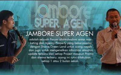 Event Jambore Agency Property Syariah