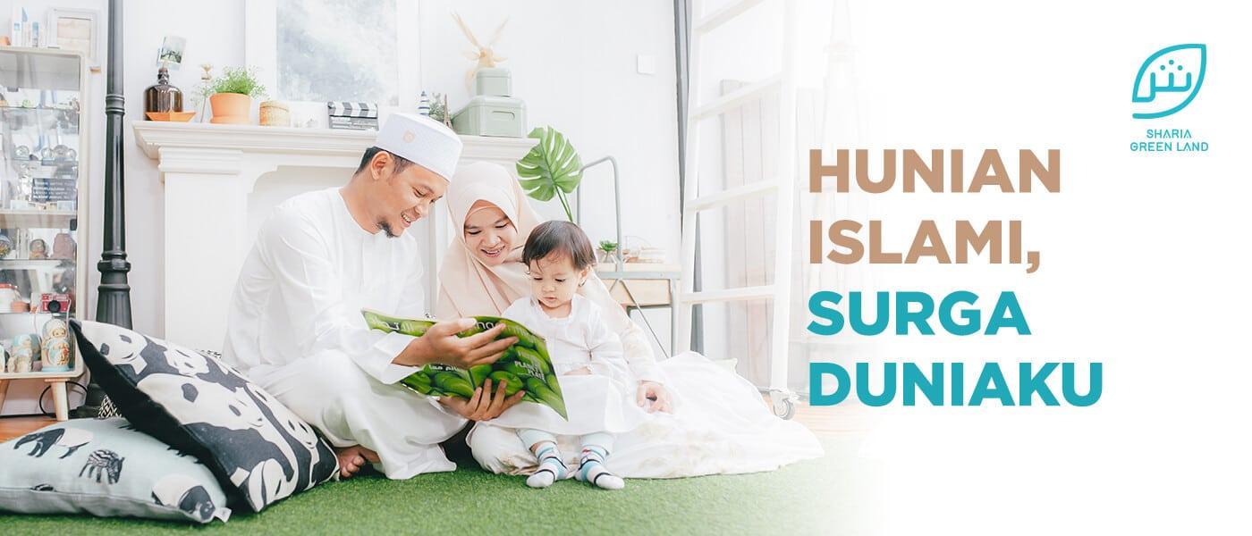 Sharia Greend Land merupakan Developer Property Syariah