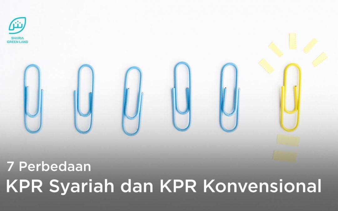 Perbedaan KPR Syariah dan KPR Konvensional