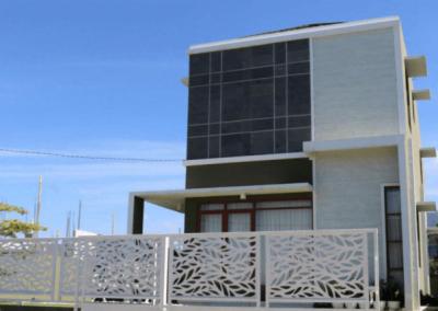 contoh rumah sharia islamic highland