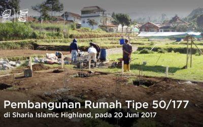 Pembangunan Rumah di Sharia Islamic Highland