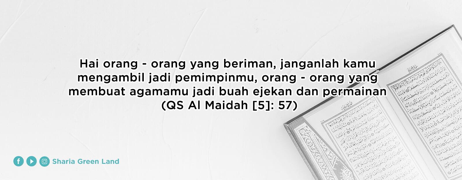 Al Qur'an tentang bercanda
