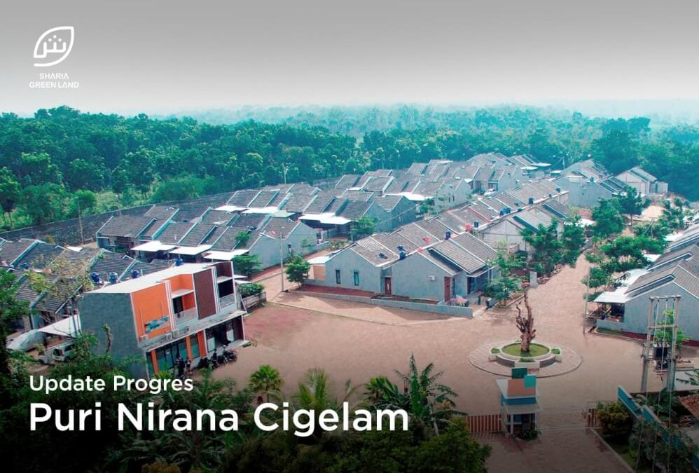 Update Progress Puri Nirana Cigelam