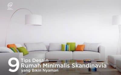 Desain Rumah Minimalis Skandinavia