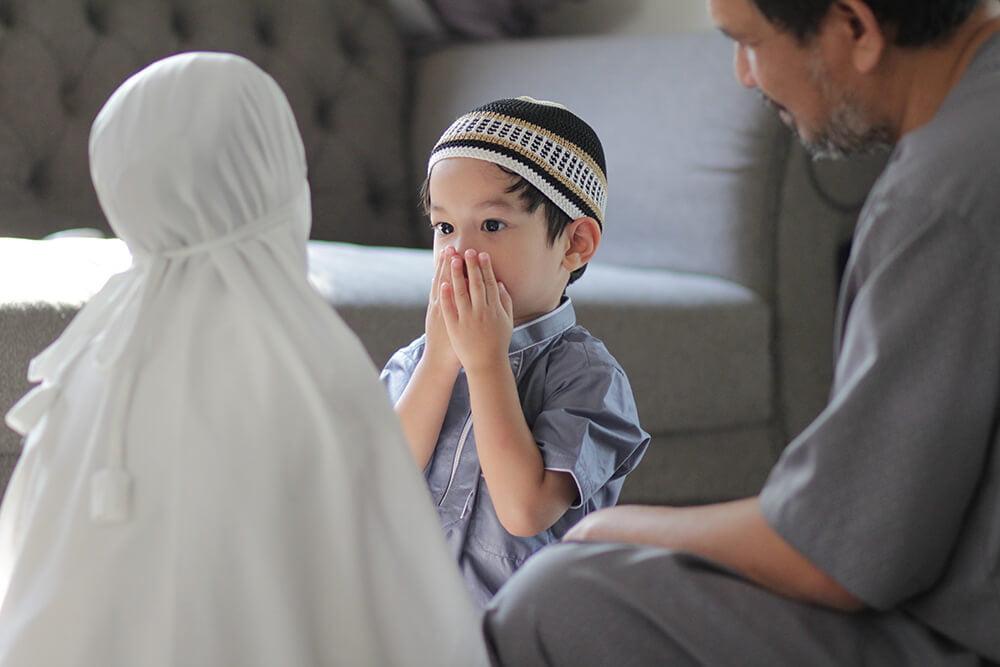 Menjalin Komunikasi yang Baik dengan Anak