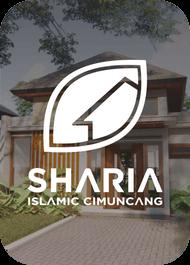 Sharia Islamic Cimuncang salah satu Proyek Sharia Green Land