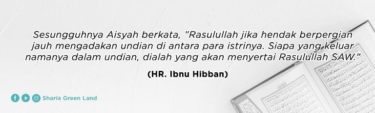 (HR. Ibnu Hibban) tentang membahagiakan istri