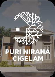 Puri Nirana Cigelam salah satu Proyek Sharia Green Land