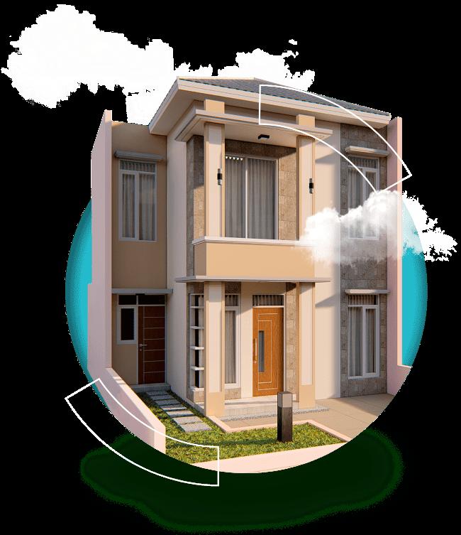 rumah tipe 100 Puri Nirana Cigelam