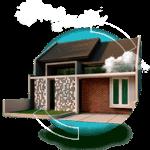 rumah tipe 50 di Sukamanah Islamic Village 200px