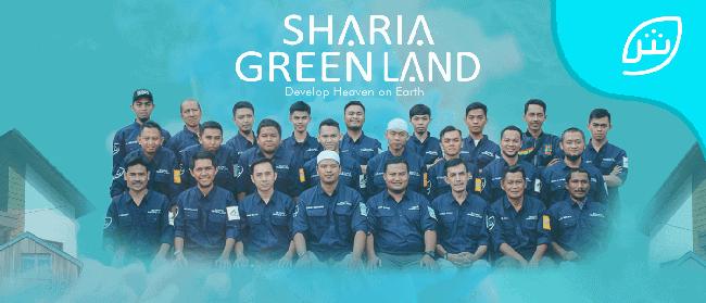 sharia green land company
